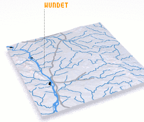 3d view of Wundet