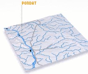 3d view of Pondat