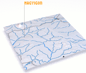 3d view of Magyigon