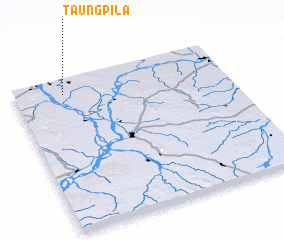 3d view of Taungpila