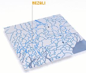 3d view of Mezali