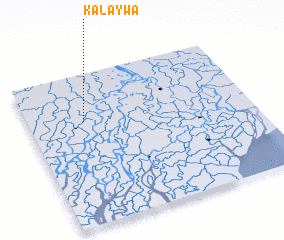 3d view of Kalā-ywa