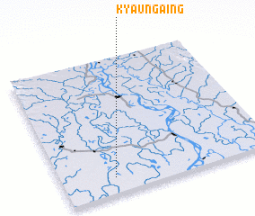 3d view of Kyaungaing