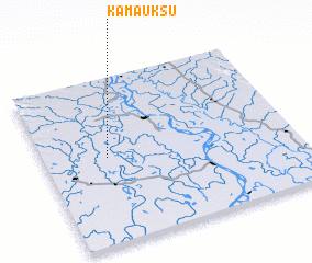 3d view of Kamauksu