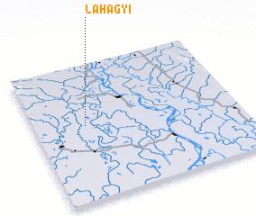 3d view of Lahagyi