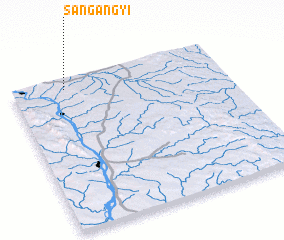3d view of Sangangyi