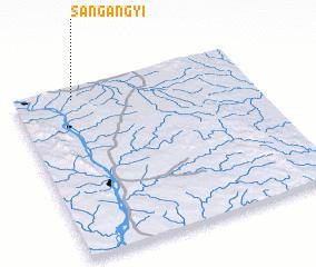 3d view of Sangangyi