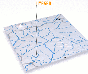 3d view of Kyagan
