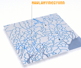 3d view of Mawlamyinegyunn