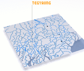 3d view of Tēgyaung