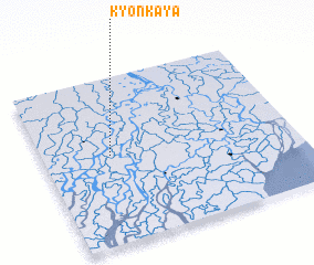 3d view of Kyonkaya
