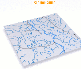 3d view of Sinhakaung