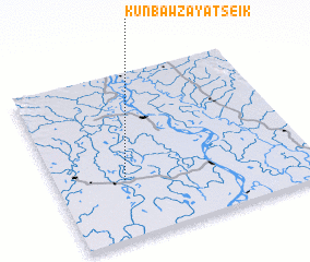 3d view of Kunbaw-zayatseik
