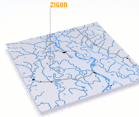 3d view of Zigon