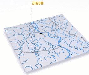3d view of Zigon