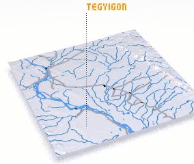 3d view of Tegyigon