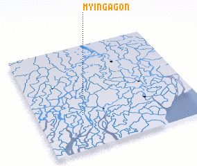3d view of Myingagôn