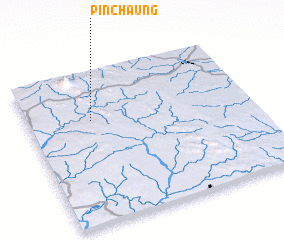 3d view of Pinchaung