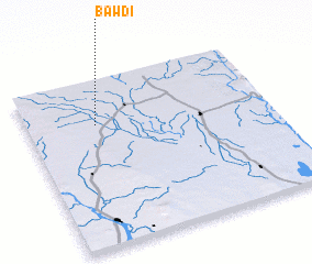 3d view of Bawdi