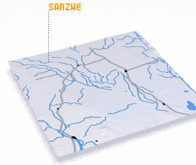 3d view of Sanzwè