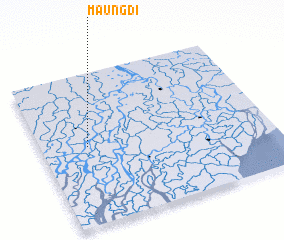 3d view of Maungdi