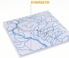 3d view of Nyaunggyin
