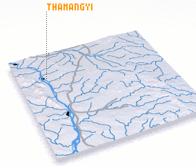 3d view of Thamangyi