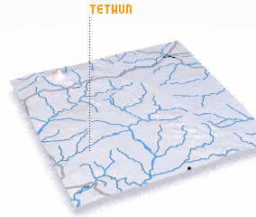 3d view of Tetwun
