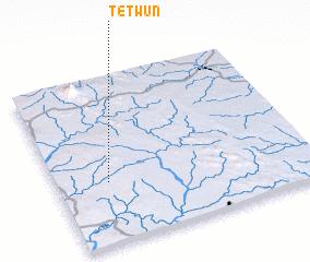 3d view of Tetwun