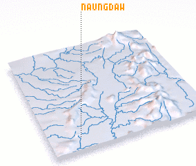 3d view of Naungdaw