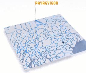 3d view of Payāgyigōn