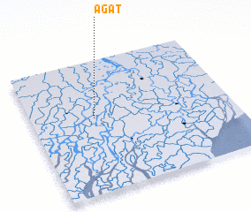 3d view of Agat