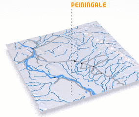 3d view of Pein Ingale