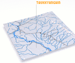 3d view of Taukkyangwin