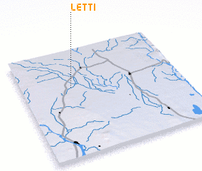 3d view of Letti