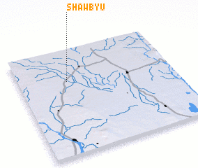 3d view of Shawbyu