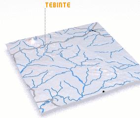 3d view of Tebinte