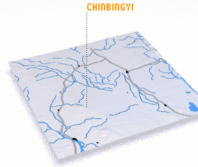 3d view of Chinbingyi