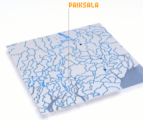 3d view of Paiksala