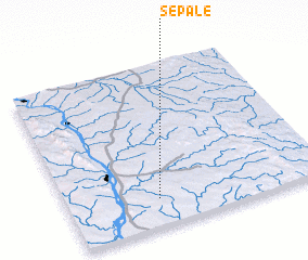 3d view of Sepalè