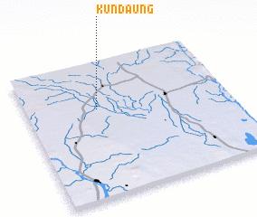 3d view of Kundaung