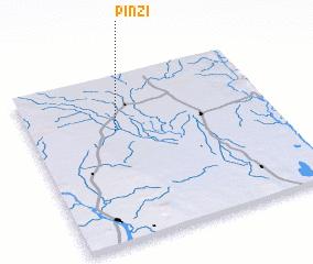 3d view of Pinzi