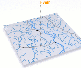 3d view of Kya-in