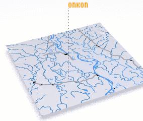 3d view of Onkon