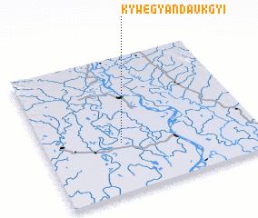 3d view of Kywegyandaukgyi