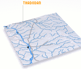 3d view of Thadodan