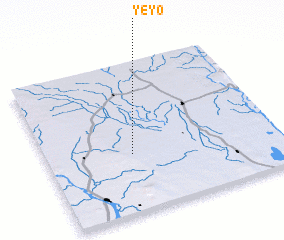 3d view of Yeyo