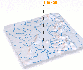 3d view of Thamaw