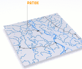 3d view of Patok