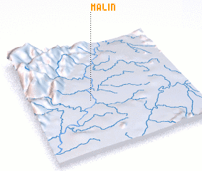 3d view of Malin